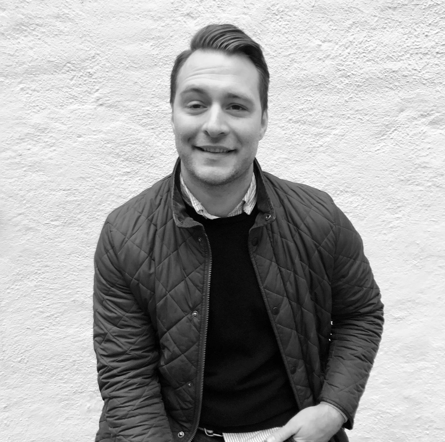 Daniel Mogensen - Sales Manager